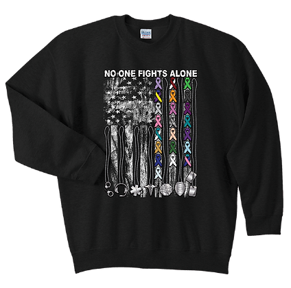NOFA- Youth Crewneck Sweatshirt