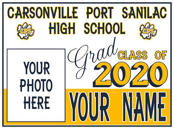 C.P.S. 2020 Grad- Photo