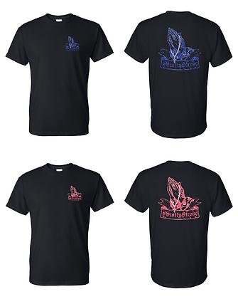 SS Blue/Pink T-Shirt
