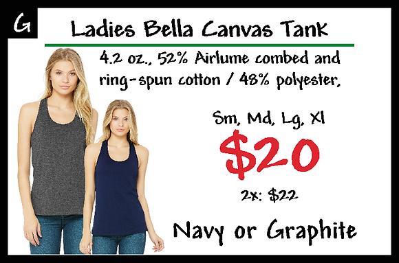 MV-G: Ladies Tank