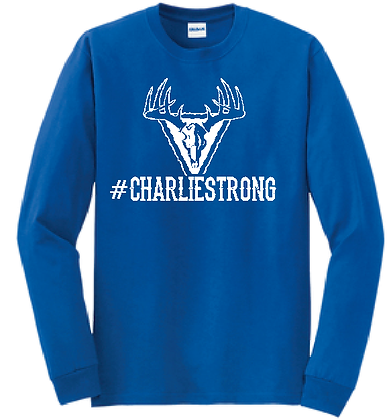 #CS- Adult- Long Sleeve- Royal (SM-XL)