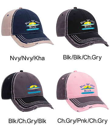 BWB - B5 - Adult Low Profile Dad Hat