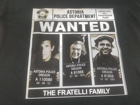 Fratelli T-Shirt, V-Neck, SM-XL
