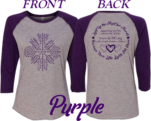 NJ- Ladies- Purple (2X)
