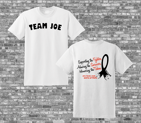 TJ- Team Joe- Adult 2x-3x