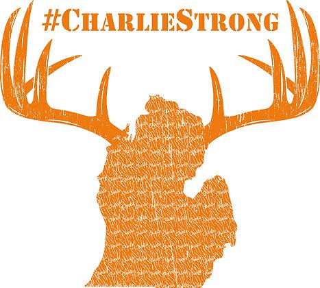 #CD- Charlie MI Deer Decal
