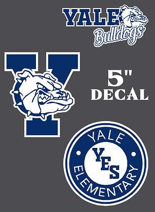 "YE - 5"" Logo Decal"