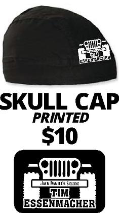 TE- Skull Cap Bandana