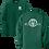 Thumbnail: #KarpStrong- Forest Green- YOUTH LS T-Shirt, Sm-XL