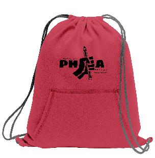 PHEA- Cinch Pack - Black Print