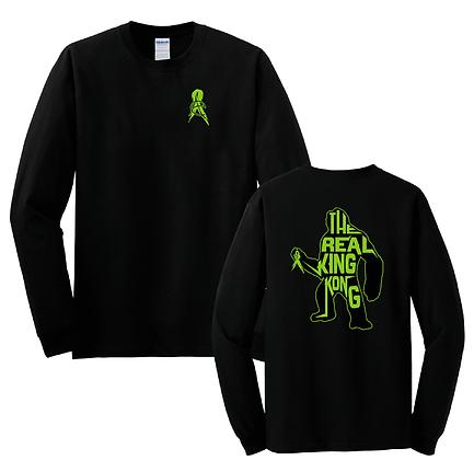 CA- Adult LS Tshirt, SM-XL