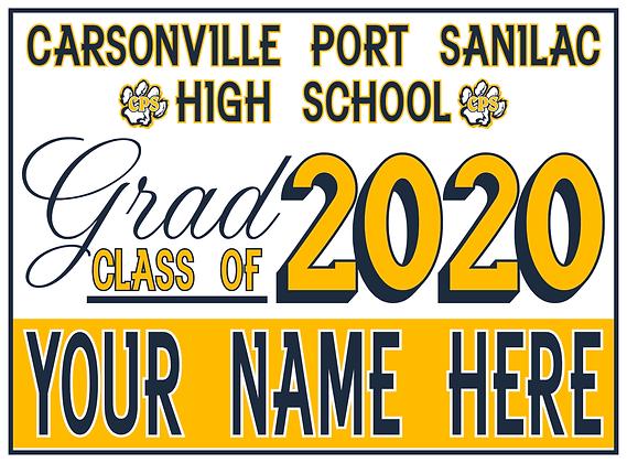 C.P.S. 2020 Grad- Name
