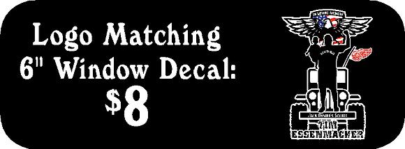 TE- Decal