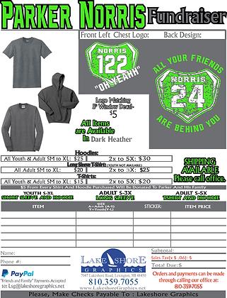 PN- Adult T-Shirt- 2x-5x