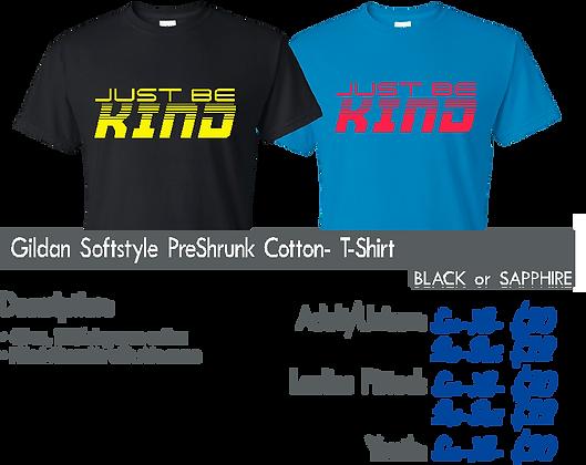MJHS- Unisex T-Shirt- Black