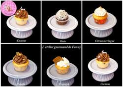 Assortiment minis cupcakes