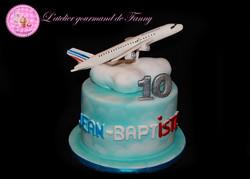 Thème avion de ligne
