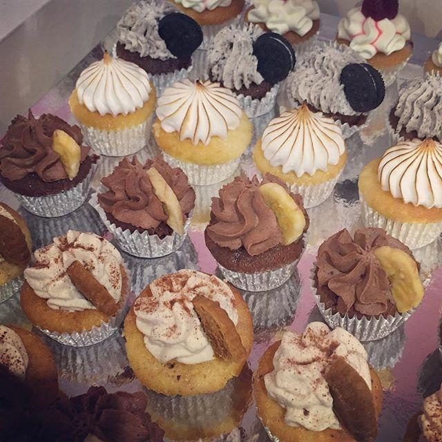 Mini Cupcakes 😋#lateliergourmanddefanny