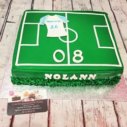 Pour les 8 ans de Nolann, un stade de fo