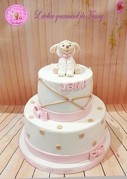 Gâteau petit mouton