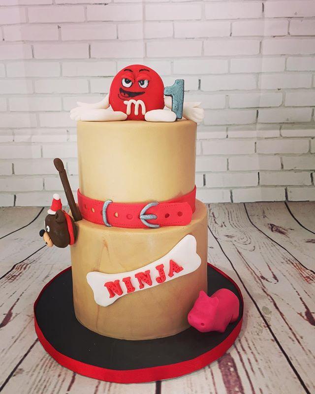 Pour fêter la 1ère Année de Ninja, un gâ