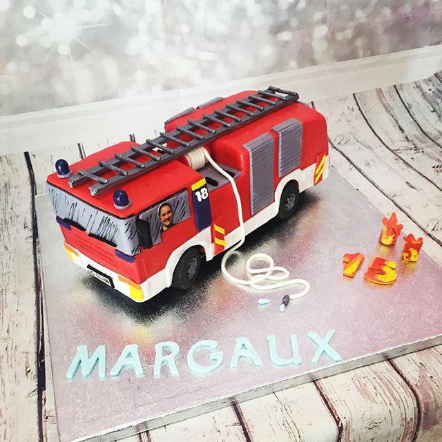 Au 🔥 feu les pompiers 🚒 _) #instafood