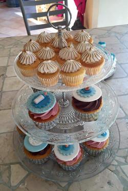 cupcakes decorés
