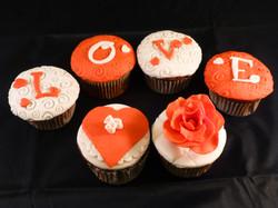 Cupcakes St Valentin