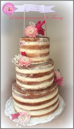 Nude cake 70 parts