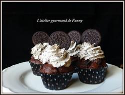 Cupcakes Oreo 3 €