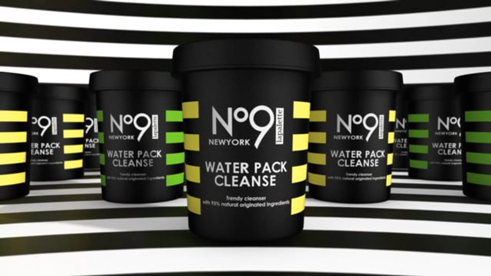 No.9 Water Pack Cleanse