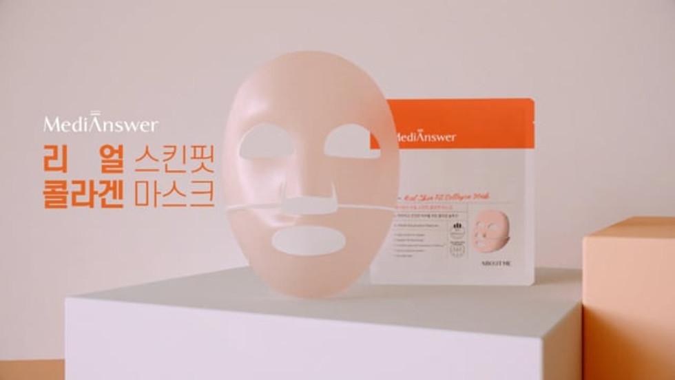 MediAnswer . Collagen Mask