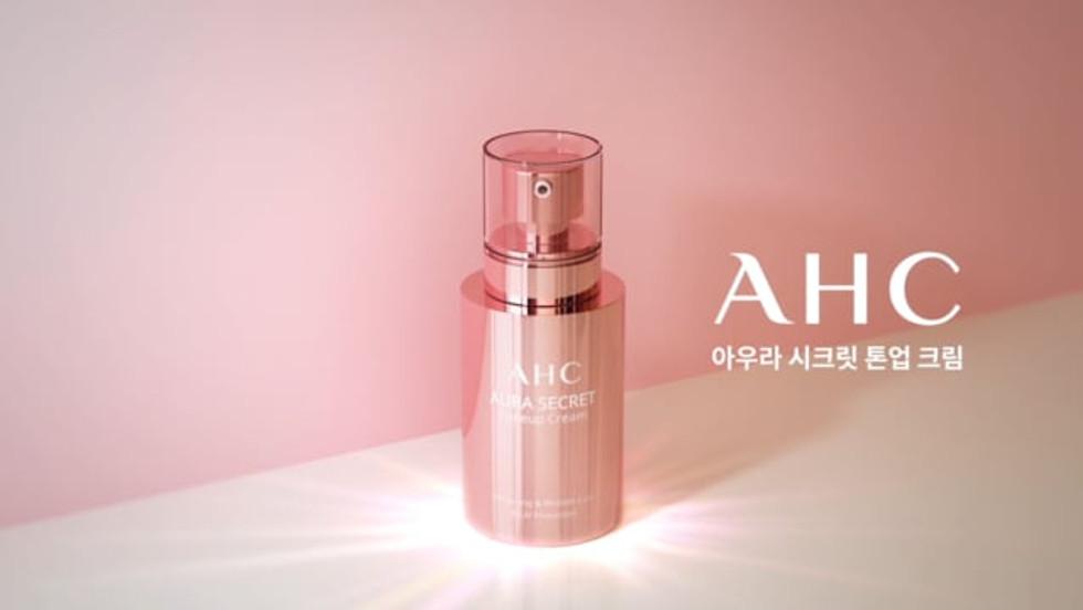 AHC . Toneup Cream