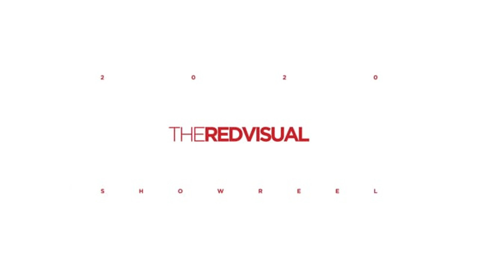 THE RED VISUAL 2020 SHOWREEL