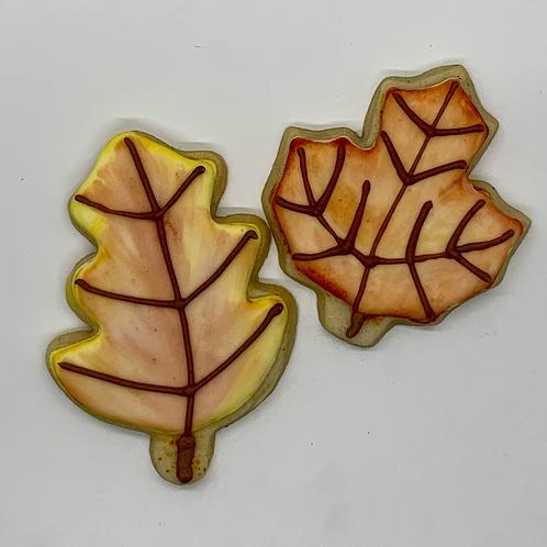 Watercolor Sugar Cookie 2-pack