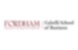 Fordham University Gabelli Logo.png