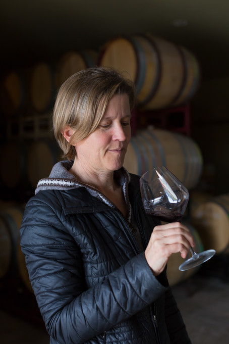 Molly Drew, Drew Family Wines, Anderson Valley