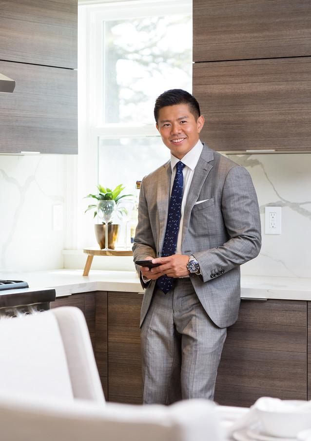 Calvin Kam Compass Real Estate