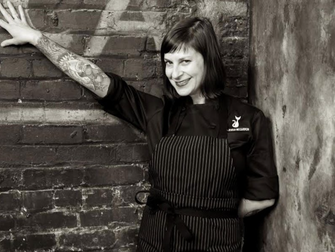What's Cooking in the Kitchen with Alicia Jenish, the Black Cat