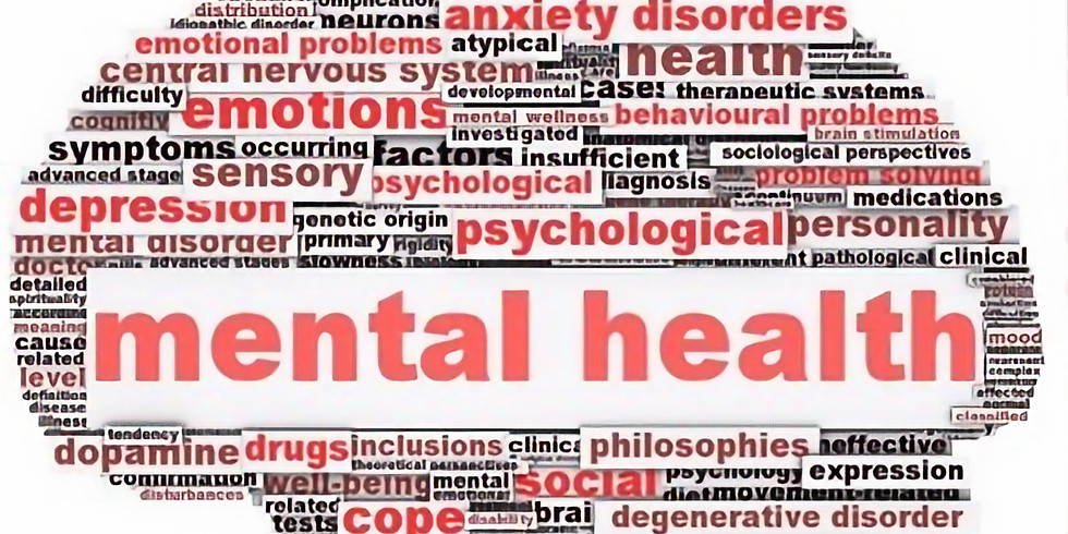 Thursday Workshop: Mental Health Advocacy