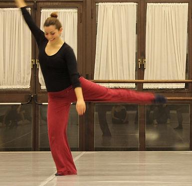 Ludovica Cesareo Dancing 3