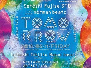 5.11/12/13 S.T.Bリリースパーティー九州ツアー決定!