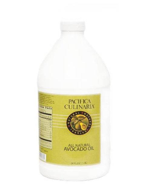 Avocado Oil - All Natural 64 Ounce Jug