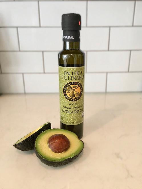 100% Virgin Organic Avocado Oil