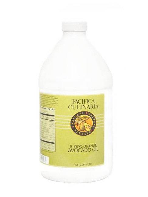Avocado Oil - Blood Orange 64 Ounce Jug