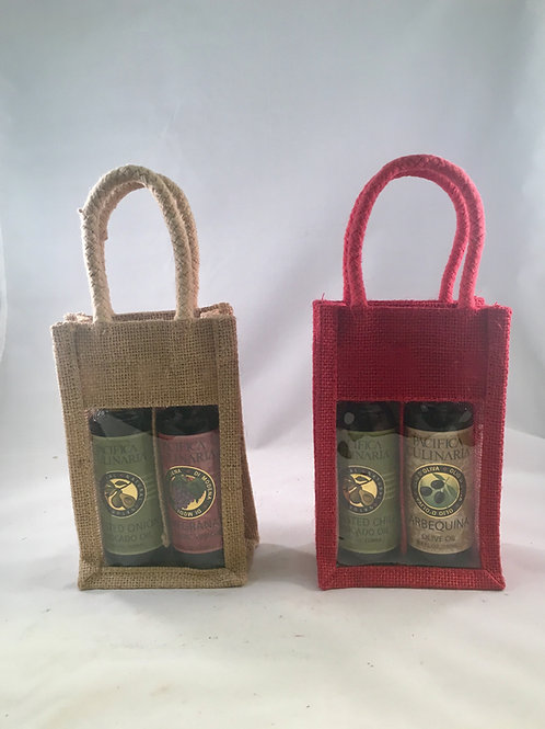 Holiday Sampler 2 Bottle Gift Bag (3.4oz Bottles)