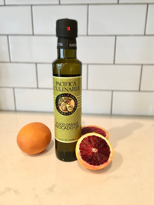 Avocado Oil - Blood Orange