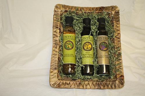 3 Pack Gift Basket (8.5oz Bottles)