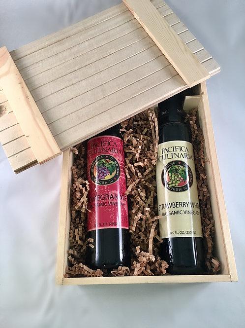 2 Bottle Gift Box (8.5oz Bottles)