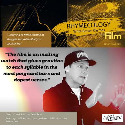 Rhymecology Film!